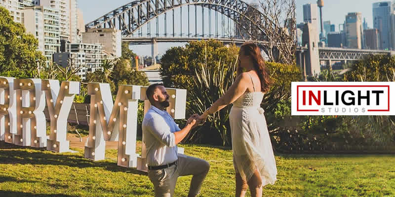 The most romantic places to propose in sydney