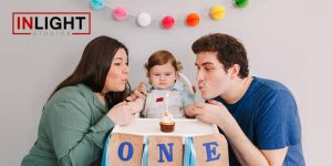 Light Up Letters For Your Baby's 1st Birthday Party
